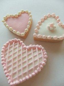バレンタイン、クッキー、デコ、手作り、7