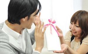 バレンタイン、彼氏、プレゼント、ランキング。1