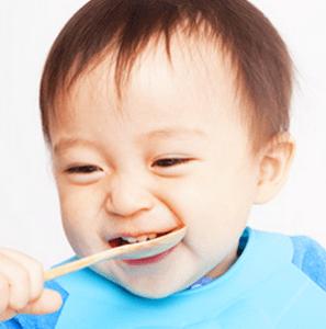 離乳食、初期、赤ちゃん、進め方、2