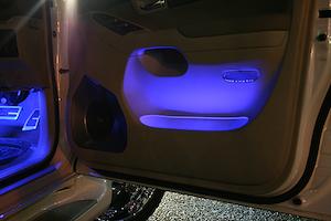 車 内装 LED ドレスアップ、1