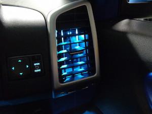 車 内装 LED ドレスアップ、4