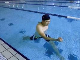 水泳 ダイエット メニュー、3