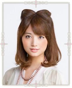 女の子 髪型 人気、1