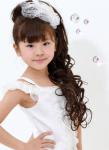 結婚式での子供の髪型の人気は?男の子と女の子に分けご紹介!