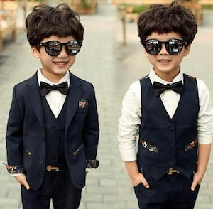 子供 結婚式 髪型 人気 男の子 女の子、1