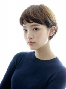 秋 ショート 髪型 レディース 人気、1