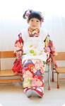七五三の着物で3歳の女の子に人気のものをご紹介!