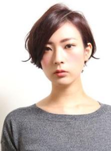 秋 ショート 髪型 レディース 人気、3
