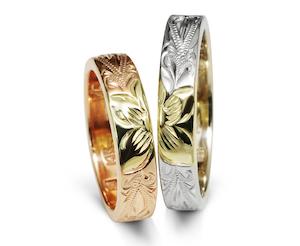 結婚指輪 ハワイアンジュエリー 人気 ブランド おすすめ、6