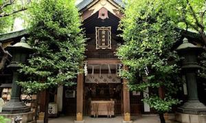縁結び 東京 神社 パワースポット 4