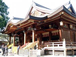 縁結び 東京 神社 パワースポット 66
