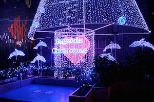 クリスマス 大阪 デート おすすめ スポット