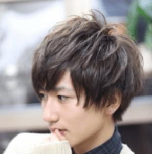 成人式 メンズ 髪型 人気 スーツ 袴