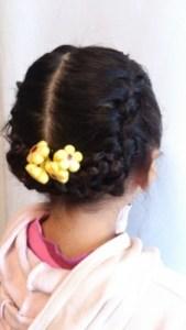 卒園式 髪型 女の子 ショート ミディアム ロング 7