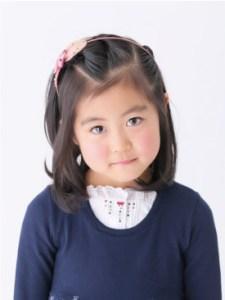 卒園式 髪型 女の子 ショート ミディアム ロング 3