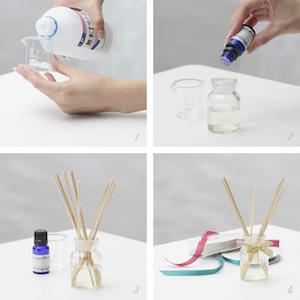香水 作り方 簡単 アロマオイル 2