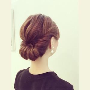 春 ロング 髪型 女性 人気 2