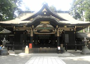 関東 パワースポット 神社 5