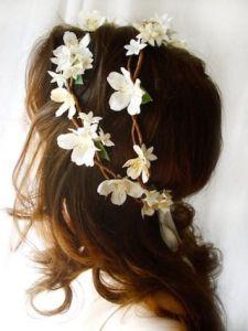 花嫁 髪型 結婚式 ウェディングドレス 9