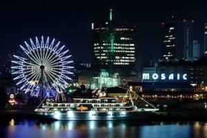神戸 クルーズ ディナー デート おすすめ 1