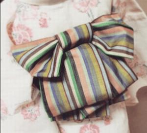 浴衣 帯 結び方 簡単 8