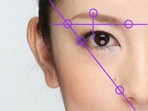 眉毛 整え方 女性 メイク 1