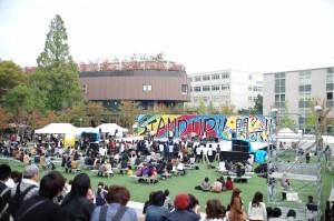 大学 学園祭 2016年 秋 8