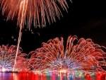諏訪湖新作花火大会の2018年度の日程や穴場、見どころ、ホテルは?