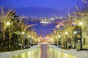 12月 北海道 旅行 気温 服装