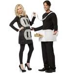 ハロウィンではカップルでコスプレし仮装!おすすめのコスチュームとは?