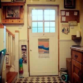 Interior - Kitchen Door