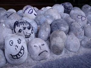 stones emotions
