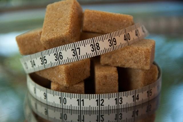 Eten zonder suiker