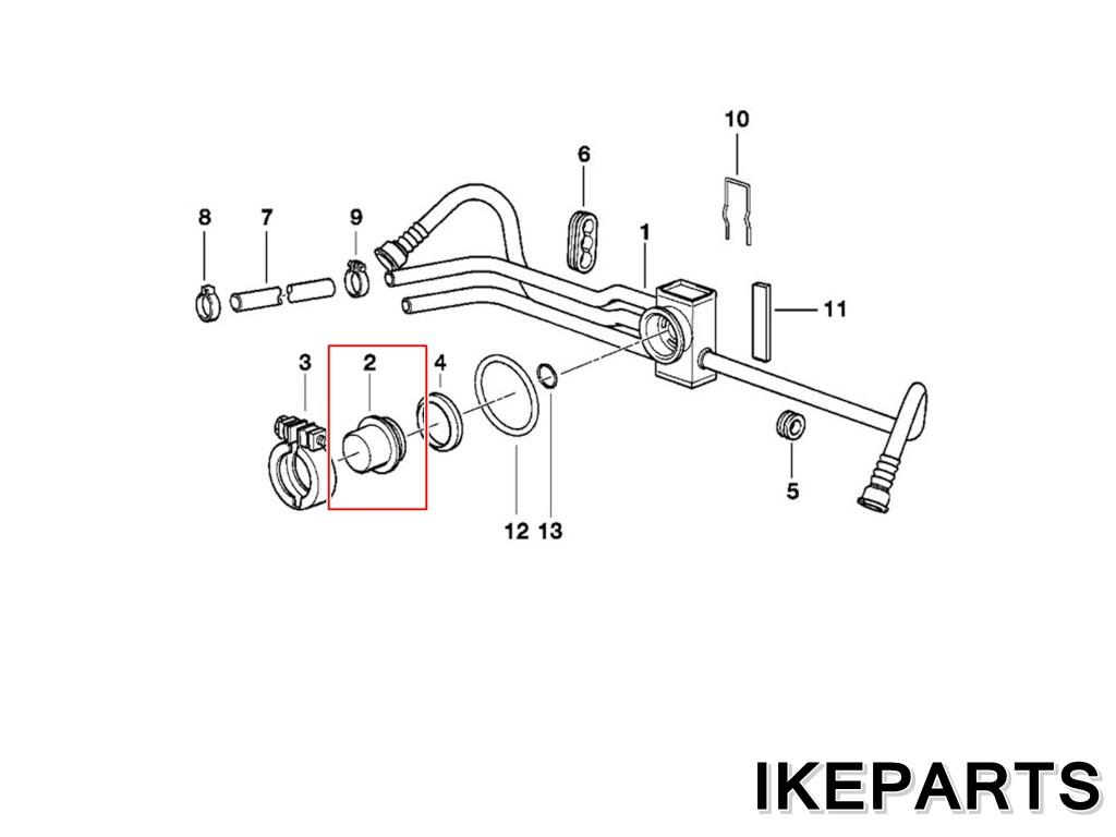 IKEPARTS (イケパーツ) / 未使用 BMW R1100 R1150 R1200 R850 純正 フューエル