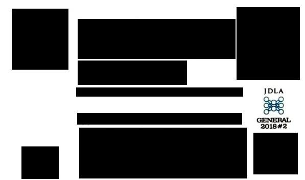 G検定合格ロゴを名刺に載せてみた(JDLA ディープラーニング ジェネラリスト検定)