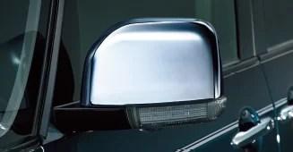新型デリカD5特別仕様車ジャスパー