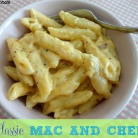 Recipe: Classic Mac and Cheese