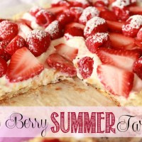 Very Berry Summer Tart