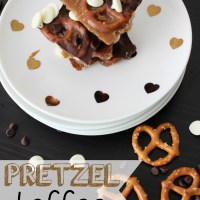 Recipe: Pretzel Toffee