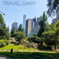 New York Travel Diary- Part 2