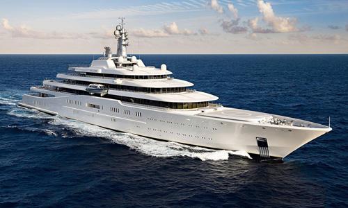 10 kapal layar mewah termahal di dunia