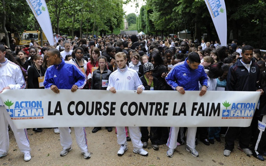 Action contre la faim – Awareness Campaign 2020