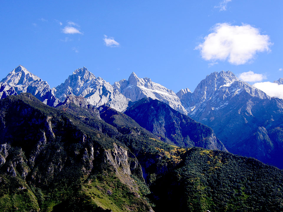 Tiger Leaping Gorge 29