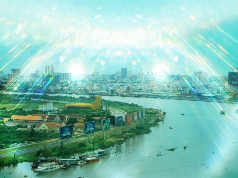 Le Méridien Saigon Room view