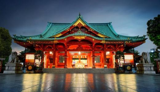 【2021年最新版】初詣デートにおすすめ!東京都内の8つの縁結び神社