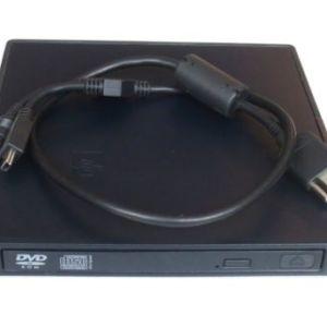 HP Tablet 2710P 2730P 2740P 2760P External USB DVD RW  PA509A 361297-001 408684-001 367621-001