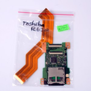 TOSHIBA Satellite R630 Smart Card Reader Board /W Cable G2836A G28C0002Y810