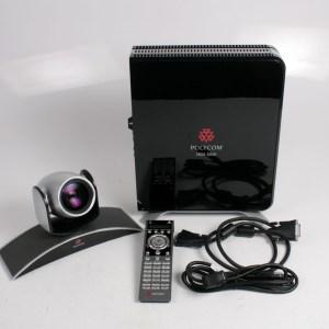 Polycom HDX 8000 HD Video Konferans Sistemi + Eagle Eye MPTZ9 Kamera - 1