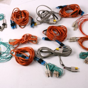 13 X SC-SC Optic Cable DUPLEX 62.5/125 0-0349578-2