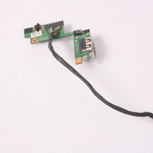 IBM Lenovo Thinkpad T60 USB Port Board  /W Cable 39T5624